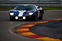 SPA SIX HOURS ENDURANCE - #21 FORD GT40 - BRYANT OLIVER (GB) COTTINGHAM JAMES (GB)
