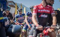 Marco Minnaard (NED/Wanty-Groupe Gobert)<br /> <br /> 69th Critérium du Dauphiné 2017<br /> Stage 8: Albertville > Plateau de Solaison (115km)