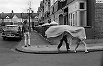 Fulham London. 1970<br />