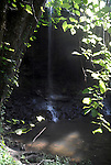 Charleston Falls in southern Miami County is a favorite destination for hikers.