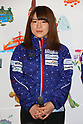 Curling: Japanese women's curling team Loco Solare Kitami attends event in Tokyo