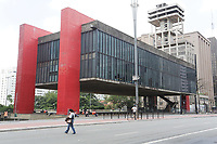 22.03.2020 - Coronavírus avenida Paulista SP