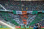 31.03.2019 Celtic v Rangers: Celtic fans