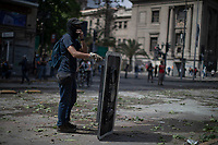 Protesters defied an emergency decree and confronted police in Chile's capital Santiago, continuing violent clashes, arson and looting that have left several dead people,  hundreds of injuried and thousands arrested. Violence erupted after the goverment increased the subway fare, but unleashed a wave of unrest that has old roots in the society.