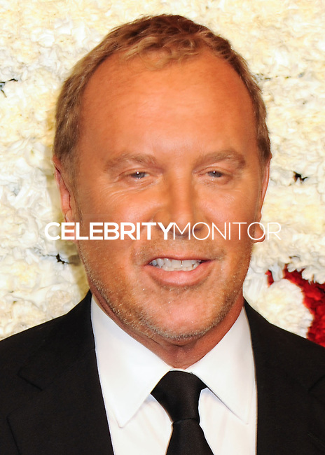 NEW YORK CITY, NY, USA - OCTOBER 16: Michael Kors arrives at the God's Love We Deliver, Golden Heart Awards held at Spring Studios on October 16, 2014 in New York City, New York, United States. (Photo by Celebrity Monitor)