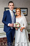 Whyte/Hanafin wedding in the Rose hotel on Saturday September 12th
