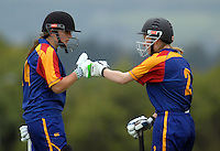 151210 College Cricket - NZ Secondary Schools Girls' Championship Finals