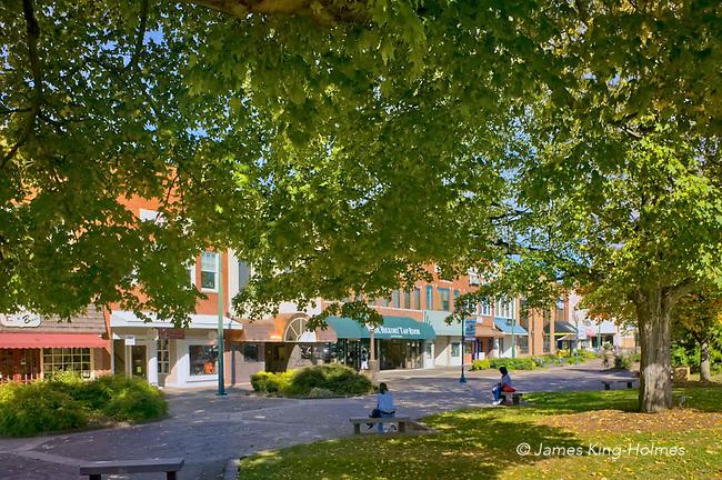 Union Square, Hickory, North Carolina, USA