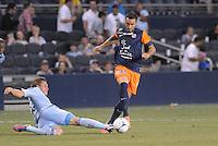 Sporting Kansas City v Montpellier HSC, July 24, 2012