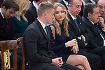 Marcus Walz and Laura Sárosi attends to National Sport Awards 2016 at El Pardo Palace in Madrid , Spain. February 19, 2018. (ALTERPHOTOS/Borja B.Hojas)