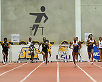 University of Southern Mississippi participation in the LSU Purple Tiger Invitational.