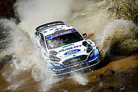 13th March 2020, Guanajuato, Mexico; WRC Rally of Mexico;   Teemu Suninen FIN - Jarmo Lehtinen FIN in their Ford Fiesta WRC
