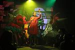 David Byrne, Jaygee Macapugay, Jose Llana, Conrad Ricamora at HERE LIES LOVE 12/31/14