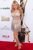 PASADENA, CA, USA - OCTOBER 10: Charo arrives at the 2014 NCLR ALMA Awards held at the Pasadena Civic Auditorium on October 10, 2014 in Pasadena, California, United States. (Photo by Celebrity Monitor)