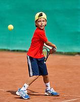 2013-08-17, Netherlands, Raalte,  TV Ramele, Tennis, NRTK 2013, National Ranking Tennis Champ, Noah Gabriel <br /> Photo: Henk Koster