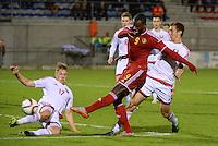 2015.10.09 U19 Belgium - Belarus