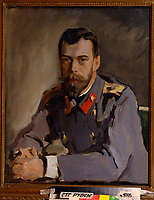 Serov, Valentin Alexandrovich (1865-1911)\ State Tretyakov Gallery, Moscow\ 1900\ 71x58,8\ Oil on canvas\ Russian , End of 19th - Early 20th cen.\ Russia\ Portrait\