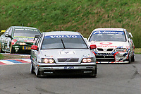 Round 1 of the 1998 British Touring Car Championship. #4 Rickard Rydell (SWE). Volvo S40 Racing. Volvo S40.