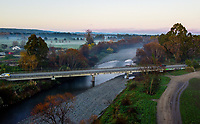 Ruamahanga River in Masterton, New Zealand on Tuesday, 4 August 2020. Photo: Dave Lintott / lintottphoto.co.nz