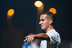 Real Madrid Lucas Vazquez during Copa del Rey match between Fuenlabrada and Real Madrid at Fernando Torres Stadium in Madrid, Spain. October 26, 2017. (ALTERPHOTOS/Borja B.Hojas)