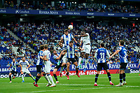 22nd September 2021: RCDE Stadium, Barcelona, Spain: La Liga Football, Espanyol versus Atletico Madrid; <br /> Leandro Cabrera of RCD Espanyol