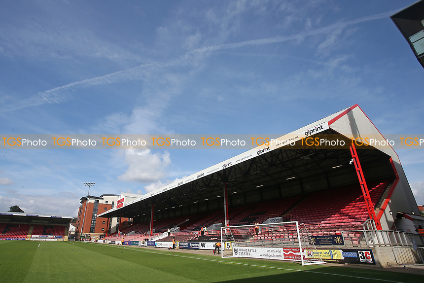 General view of the East stand during Leyton Orient vs Oldham Athletic, Sky Bet EFL League 2 Football at The Breyer Group Stadium on 11th September 2021