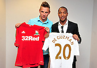 Swansea city fc sponsor awards... saturday 19th may 2013...<br /> <br /> <br /> <br /> Jonathan De Guzman.
