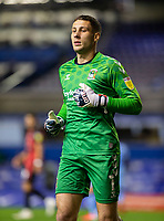 2nd October 2020; St Andrews Stadium, Coventry, West Midlands, England; English Football League Championship Football, Coventry City v AFC Bournemouth; Coventry City Goalkeeper Marko Marosi during the match