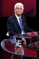 Daniele Fortini<br /> Roma 07-09-2016 Rai, trasmissione televisiva 'Politics'.<br /> Rome 7th September 2016 Tv show 'Politics'.<br /> Photo Samantha Zucchi Insidefoto