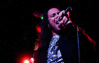 TYKETTO Live in Glasgow at The Garage