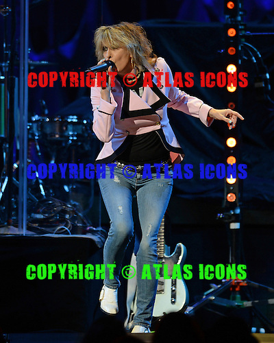 SUNRISE FL - NOVEMBER 04: Chrissie Hynde of The The Pretenders performs at The BB&T Center on November 4, 2016 in Sunrise, Florida. Photo by Larry Marano © 2016