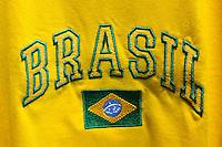 Brasil embroided t-shirt