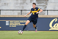 BERKELEY, CA - October 13, 2016: Spencer Held. Cal played UCLA at Edwards Stadium.