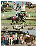Spooky Mulder winning The Hockessin Stakes at Delaware Park on 10/6/07