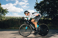 6th October 2021 Womens Cycling Tour, Stage 3. Individual Time Trial; Atherstone to Atherstone. Mischa Bredewold.