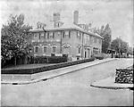 Frederick Stone negative. Wilson Pierce house off Pine Street. Undated photo.