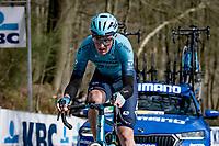 Yevgeniy Fedorov (KAZ/Astana - Premier Tech)<br /> <br /> 83rd Gent-Wevelgem - in Flanders Fields (ME - 1.UWT)<br /> 1 day race from Ieper to Wevelgem (BEL): 254km<br /> <br /> ©kramon