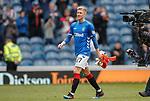 05.05.2019 Rangers v Hibs: Ross McCrorie