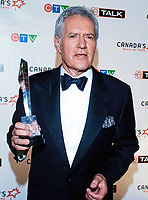 09 November 2020 - 'Jeopardy!' game show host Alex Trebek has died at age 80 after cancer battle. File Photo: 2006 Canada's Walk of Fame, Toronto, Ontario, Canada. Photo Credit: Brent Perniac/AdMedia