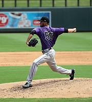 Zachary Hammer - 2021 Arizona League Rockies (Bill Mitchell)