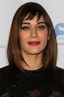 BEVERLY HILLS, CA - NOVEMBER 25: Actress Lizzy Caplan arrives at the Saban Community Clinic 37th Annual Dinner Gala held at The Beverly Hilton Hotel on November 25, 2013 in Beverly Hills, California. (Photo by Xavier Collin/Celebrity Monitor)