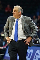 Washington, DC - March 10, 2020: Hofstra Pride head coach Joe Mihalich during the CAA championship game between Hofstra and Northeastern at  Entertainment and Sports Arena in Washington, DC.   (Photo by Elliott Brown/Media Images International)