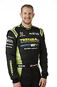 2017 IndyCar Media Day - Driver portrait<br /> Phoenix Raceway, Arizona, USA<br /> Thursday 9 February 2017<br /> Charlie Kimball<br /> World Copyright: Michael L. Levitt/LAT Images<br /> ref: Digital Image _AT_9669