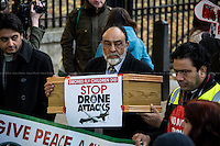 """23.11.2013 - """"Stop Drone Attacks in Pakistan"""" Demonstration"""