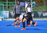 Vantage NZ Black Sticks Men training for the Sentinel Homes Trans-Tasman Hockey Series at Massey University in Palmerston North, New Zealand on Wednesday, 26 May 2021. Photo: Dave Lintott / lintottphoto.co.nz