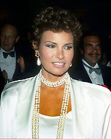 Raquel Welch 1985 Photo by Adam Scull-PHOTOlink.net