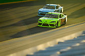 #19: Brandon Jones, Joe Gibbs Racing, Toyota Supra Menards/Swiffer, #9: Noah Gragson, JR Motorsports, Chevrolet Camaro Nationwide Children's