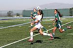 2015 girls soccer: Mountain View v. Palo Alto