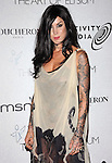 """Kat Von D at Art of Elysium 3rd Annual Black Tie charity gala '""""Heaven"""" held at 990 Wilshire Blvd in Beverly Hills, California on January 16,2010                                                                   Copyright 2009 DVS / RockinExposures"""