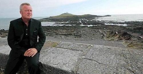 international entrepreneur Pearse Flynn in Ballycotton
